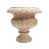 Gold Sand Flower Pot