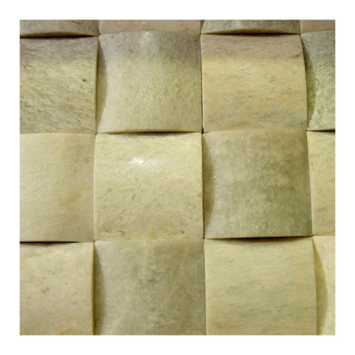 Ming Green Bread 3″x3″ Mosaic Polished