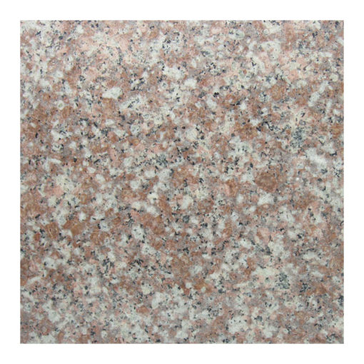 Peach Flower Granite Tile