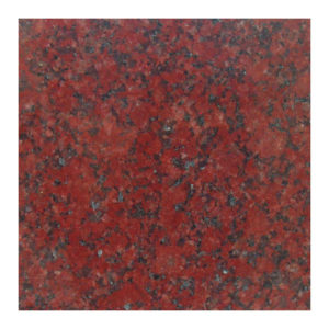 Ruby Red Granite Tile