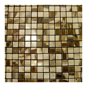 "Rusty Blue 5/8""x5/8"" Mosaic"