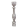St.Andrews Grey Round Flat Banister