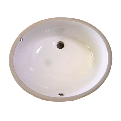 Ceramic Sink- White