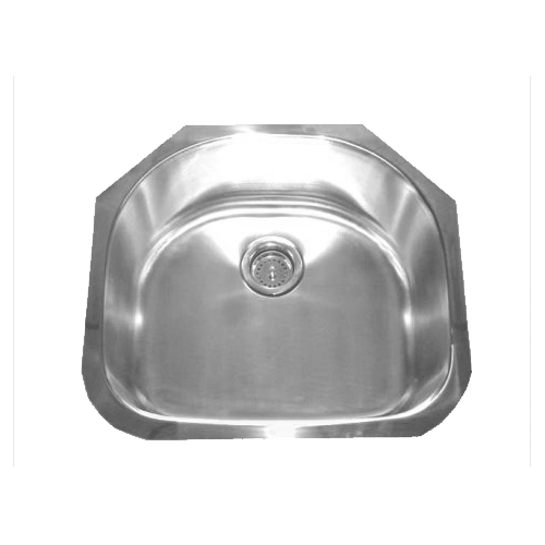 Stainless Steel D Shape 307 Sink