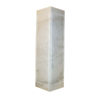 White Marble Post